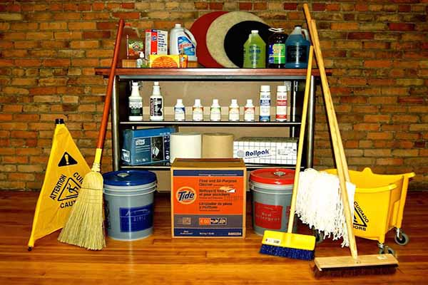 janitorial supplies wholesale