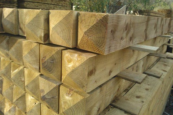 Pressure Treated Timber