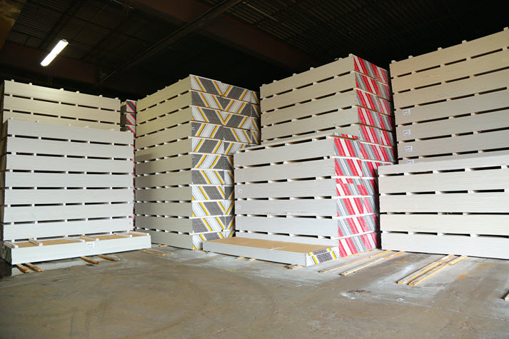 gypsum board wholesale